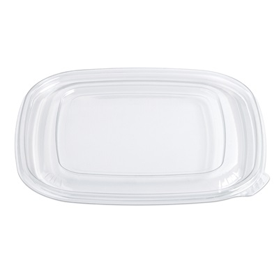 Medium Flat Lid For 24/32 Fresh Clear Container 300/CS SFLM-2