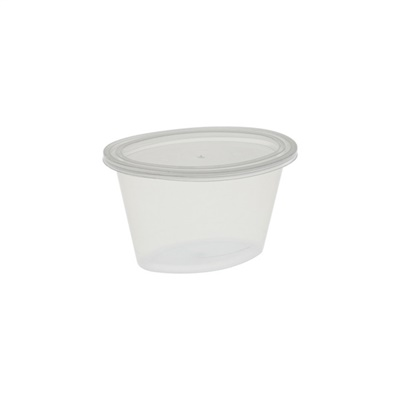 4 Oz Clear Portion Cups Combo E504 500/CS