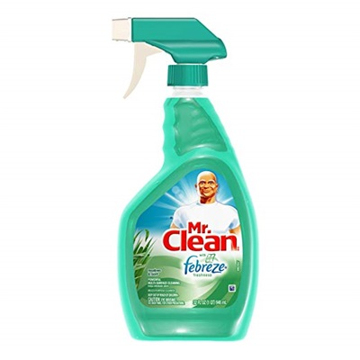 (20122)Mr.Clean Spray Meadow & Rain6/32 Oz
