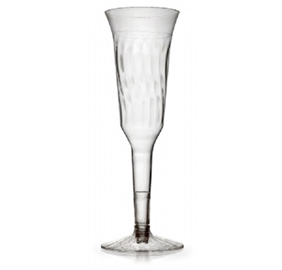 Champagne Flute Clear 5 oz