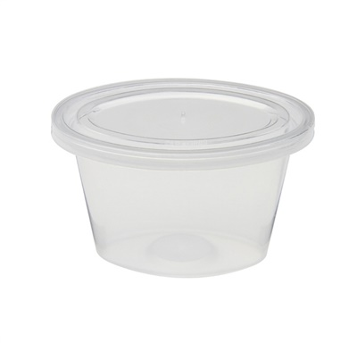1 Oz Portion Cup With Lid YE501 1000/CS