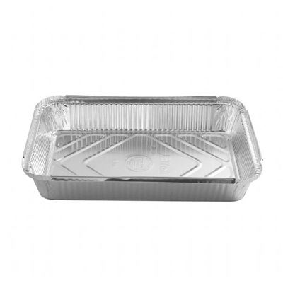 Oblong 4 lb Foil Pan 250/CS