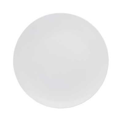 "Turntables 8"" Trend White Plates 12/10CT (98947)"