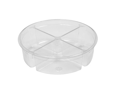 4 Compartment 32 Oz Container 360 CS (07-32-4C-360)