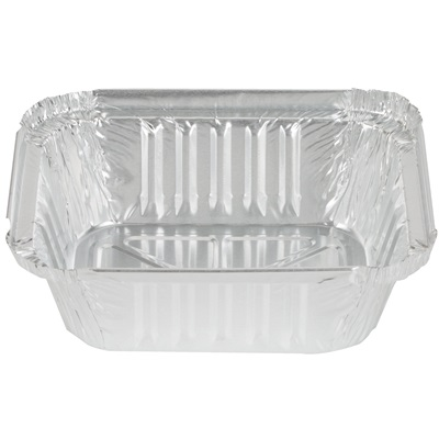 Oblong 1 lb Foil Pan 1000/Case