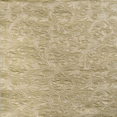 Everleaves Cream Gold Lunch Napkin 12/20 CS