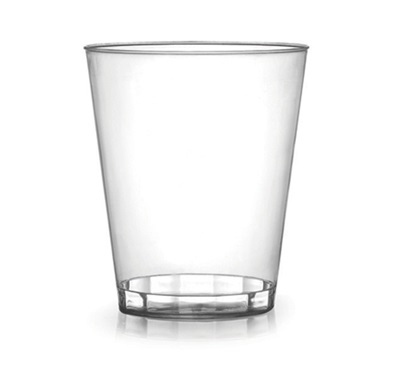 Savvi Serve 7 Oz Clear Tumblers 25x20 Fineline 407